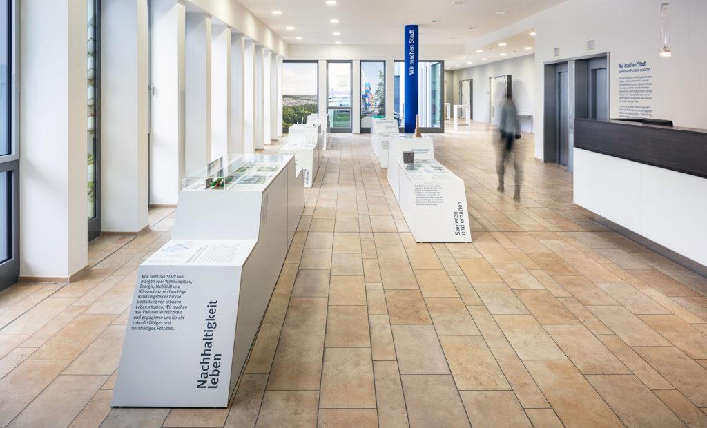 ProPotsdam: Wir machen Stadt, Werkschau