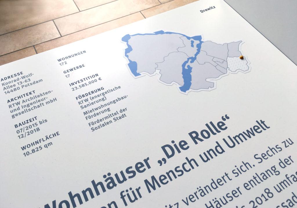 ProPotsdam: Wir machen Stadt, Werkschau, Detail